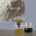 argile blanche bentonite activée / terre à foulon / terre décolorante / pour une raffinerie de pétrole