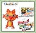 Nuevo Juego Puzzle Magia Nuudles Hecho para niños Uso 2014