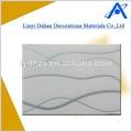 polímero recubierto de acrílico panel