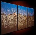 famosos con textura de la pintura abstracta