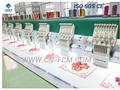 Chenile máquina de bordar toalha cadeia flat bordado fc- mft906+6