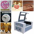 cortador de madeira do laser e máquina de gravura com preço cortador de laser de baixa