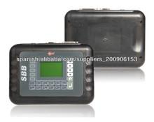 2013 la más nueva versión SBB clave programador SBB del inmovilizador clave programador con SLICA Maunal - Menor Precio