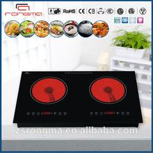 China 2014 producto eléctrico independiente construido- en aparatos de cocina de infrarrojos horno para hornear rm-ir53