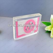 acrílico transparente magnética precioso marcos de fotos imagechef imágenes