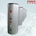 tanque de agua de energía solar