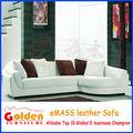 Foshan fabricante de muebles de la sala de dibujo conjunto de sofás de diseño em-ldc015