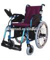 Tm-ew-016 elétrica dobrável cadeira de rodas cadeira de rodas motorizada motor