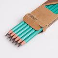 Licheng wpc18 de papelería, personalizado de plástico impresas de hb lápiz