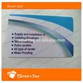 de plástico de pvc de impresión de tarjetas