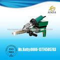 PVC flexible de fabricación de tubos extrusora tubería máquinas / pvc