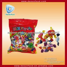 Mezcla de frutas dulces Hard Candy