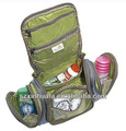 ( xhf- cosméticos- 357) bolsa de cosméticos con compartimentos con gradas cosméticos