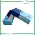 dongguan personalizar cmyk impresos de papel caja de calcetines