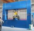 hidráulico específicas de construcción de buques de la prensa