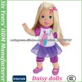 personalizado bonito 12 boneca roupas de boneca