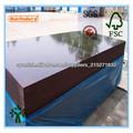 Película hizo frente a la madera contrachapada, madera contrachapada marina para la Construcción