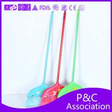 Houseuse escobas de plástico, piso brushs