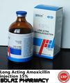 Amoxicilina 15% de inyección para los animales