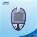 el análisis de sangre de tipo de sistema de glucosa en sangre de prueba del medidor