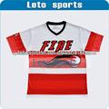 de alta calidad camisetas de fútbol mayor / real madrid sublimación de encargo