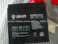 Batería del SAI 6v42ah