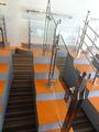 Jinxin Balautres YK-9016. Con Vidrio Entre 50 dólares y 100 dólares. En Acero Inoxidable. Para Escaleras, Porche, Piscna.
