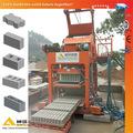 QTJ5-20 brique de ciment faisant la machine automatique avec malaxeur