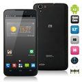 ZTE V5S Gran Memo 5S Android 4.2 MTK659 cuadrángulo núcleo 1.5G Hz doble Sim 5.7 pulgada HD 8.0MP teléfono celular