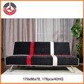 la última de estilo americano sofá cama
