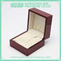 cubo de madera a medida cajas de regalo de la joyería