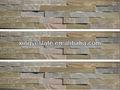 15x60 interior pizarra panel de pared/cultivadas de piedra moldes