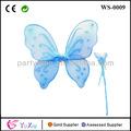 borboleta atacado asas de fada adultos meninas vestido de festa