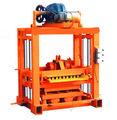 Qtj4-40 bloque de cemento que hace las máquinas precio que hace la máquina del bloque de hormigón utilizado
