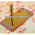 bling wholesale cell phone cases ,Mirror phone cover for iphone5