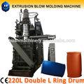 plástico tambor 200 litros do sopro da extrusão máquina de moldagem
