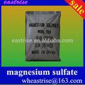 sulfato de magnesio grado de la tecnología