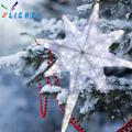 Lighty navidad luces llevado estrella fugaz