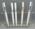 guangzhou super fuerte bolígrafo pluma marcas famosas para la promoción del producto del fabricante en china