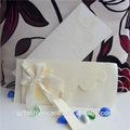 2014 Off white Modern Chinese Wedding Invitations