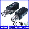 A prueba de agua coaxial de video transmisor de audio para cat-5/5e/6 utp