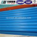 /gi corrugado de color recubiertos con chapa galvanizada para techos/de pintura nippon