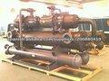 Sistema de enfriamiento de agua industrial (R134a / R407C)