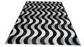 alfombras de cuero