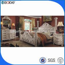 F-8008b foshan muebles manfuactuer reina tamaño king size cama venta marcos