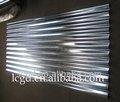 zinc de toiture en acier ondulé feuille d'aluminium tondulees galvanisees toles