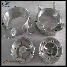 Aluminio 7075 mecanizado CNC servicio de piezas de baja cantidad de lotes
