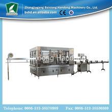 máquina embotelladora de agua