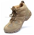 Deporte al aire libre de montaña militar botas tácticas, a prueba de agua para hombre calzado de senderismo