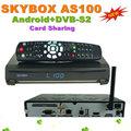skybox as100 flash player android xbmc+dvb- s2 +card sistema de compartilhamento de combinar skybox receptor como 100